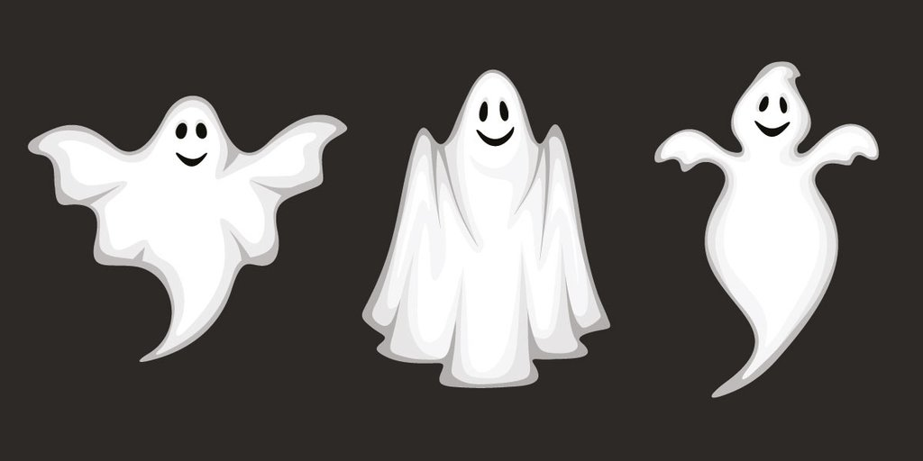 Gespenster Basteln Halloween Basteln Vorlagen