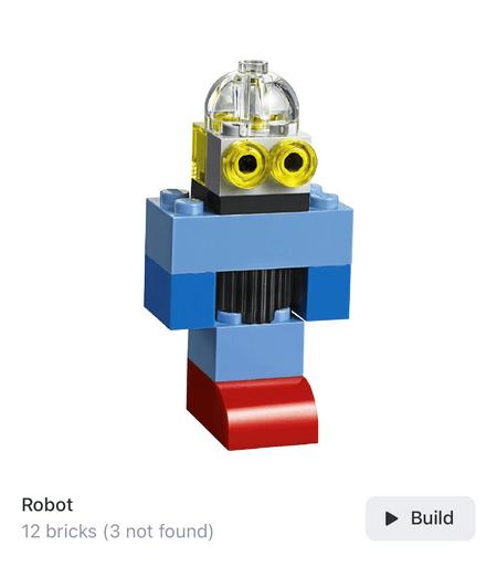 Brickit Roboter