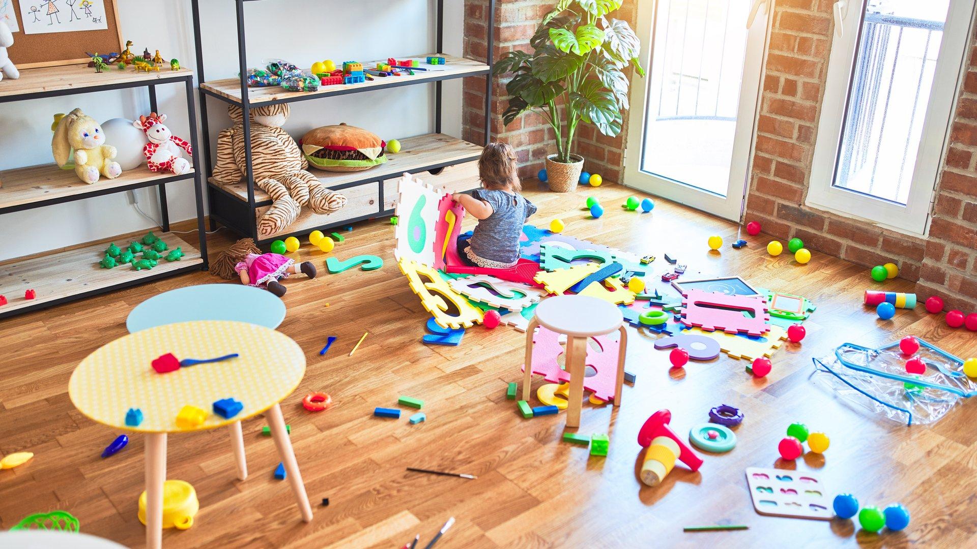 20 geniale IKEA Hacks fürs Kinderzimmer