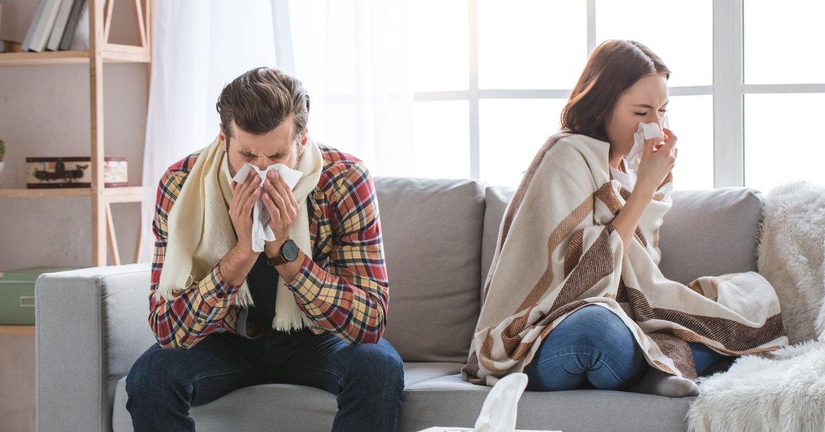 Corona oder Grippe? Neue Studie zeigt eindeutige Symptome | familie.de
