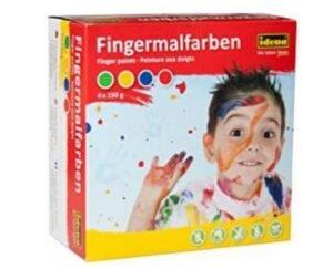 Idena Fingermalfarben Rückruf