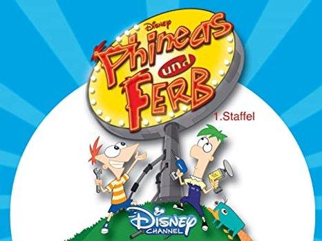 Kinderserien der 2000er: Phineas und Ferb