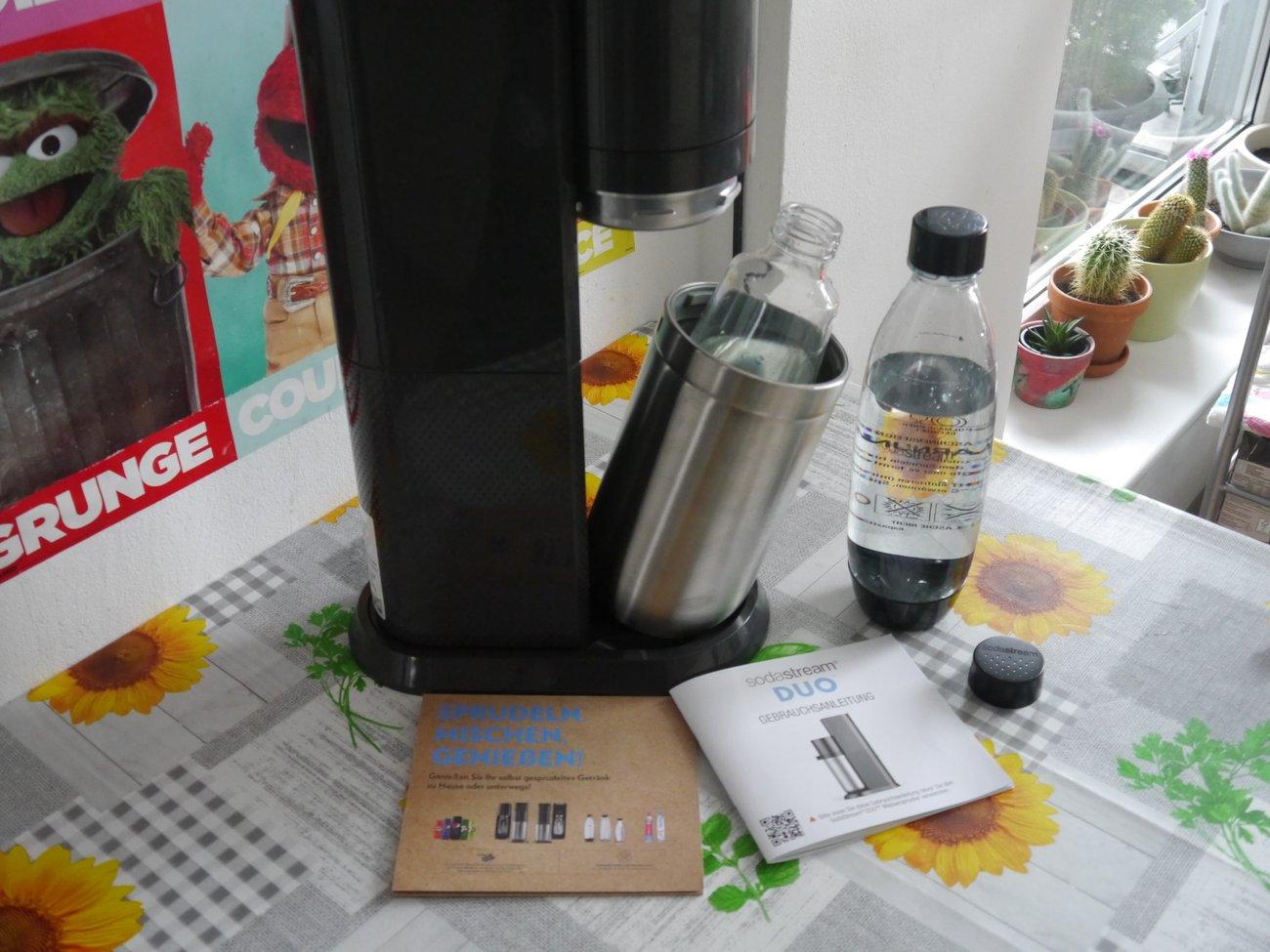 SodaStream Duo Eigener Test