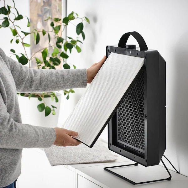 Ikea Luftreiniger Förnuftig Partikelfilter