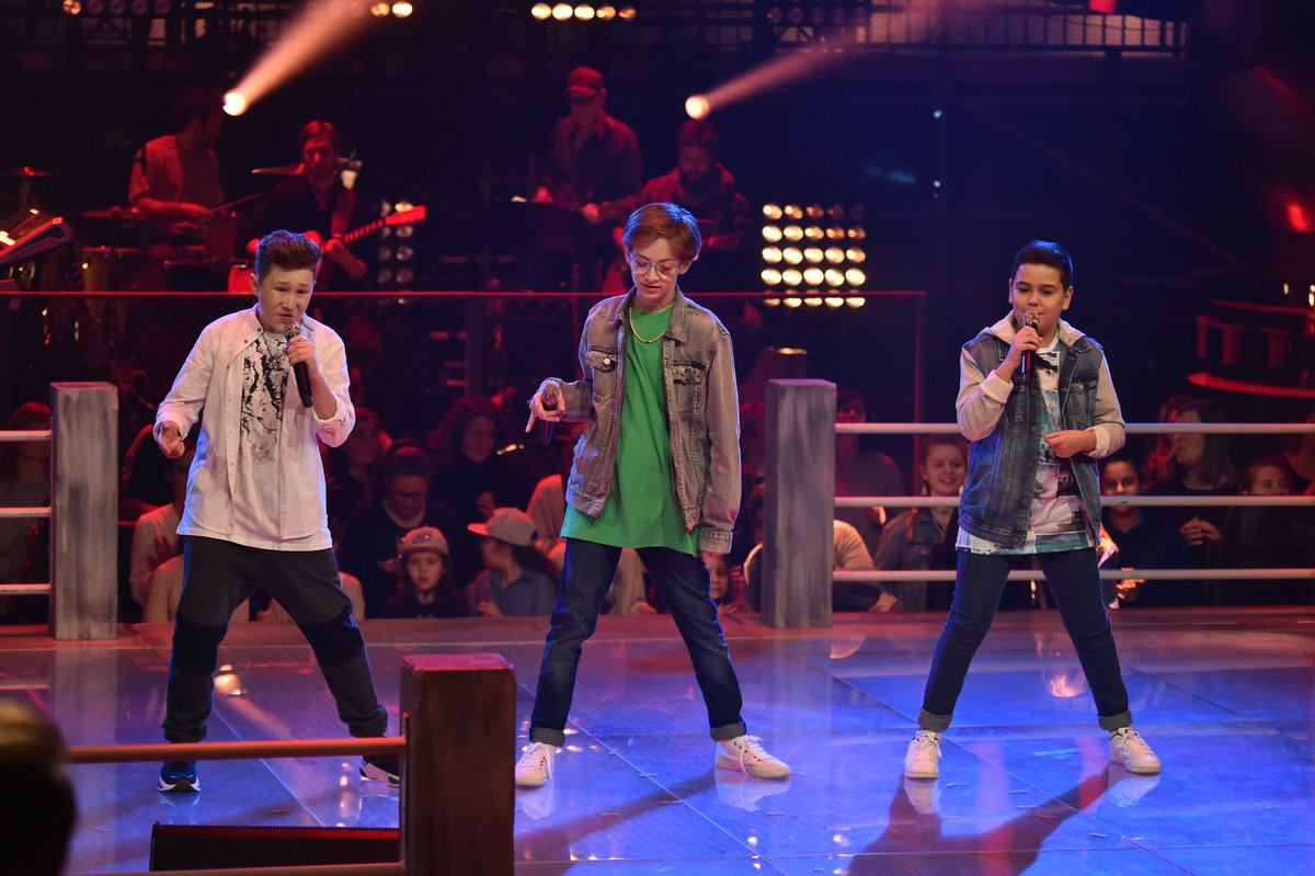 The Voice Kids Timur Miguel Igor