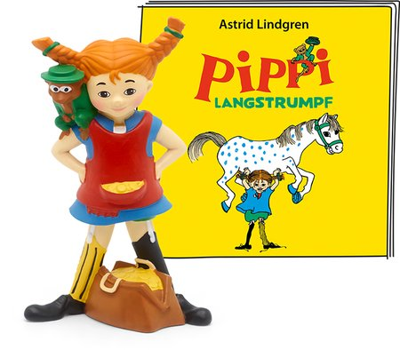 Pippi Langstrumpf Tonie