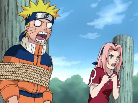 Kinderserien der 2000er: Naruto