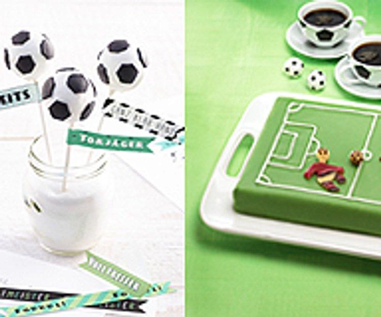 Fussball Party Zum Kindergeburtstag Familie De