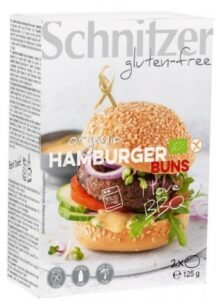 Bio Burger Buns Schnitzer
