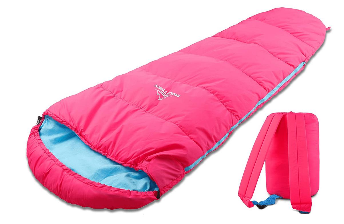 Mountrex Schlafsack für Kinder