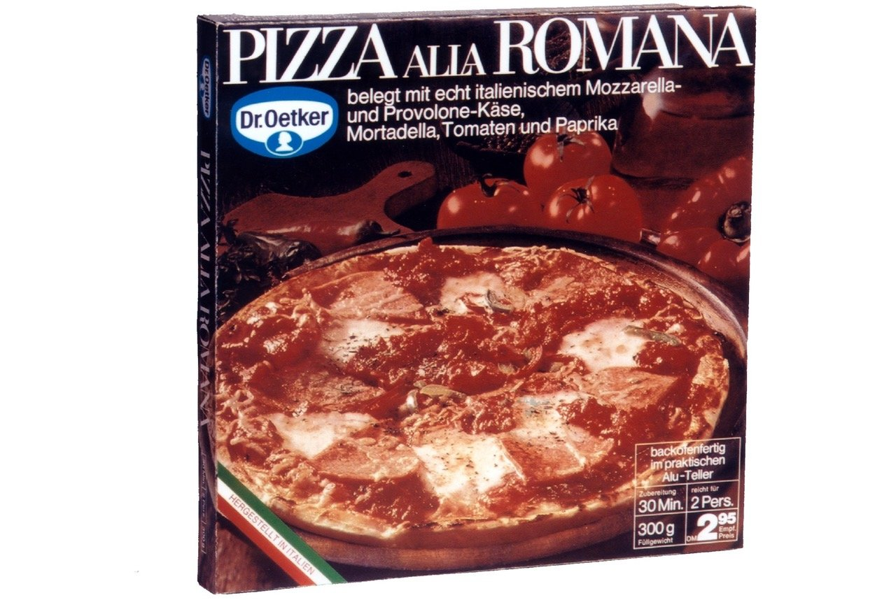 Packshot_1970_Dr. Oetker_Pizza alla Romana