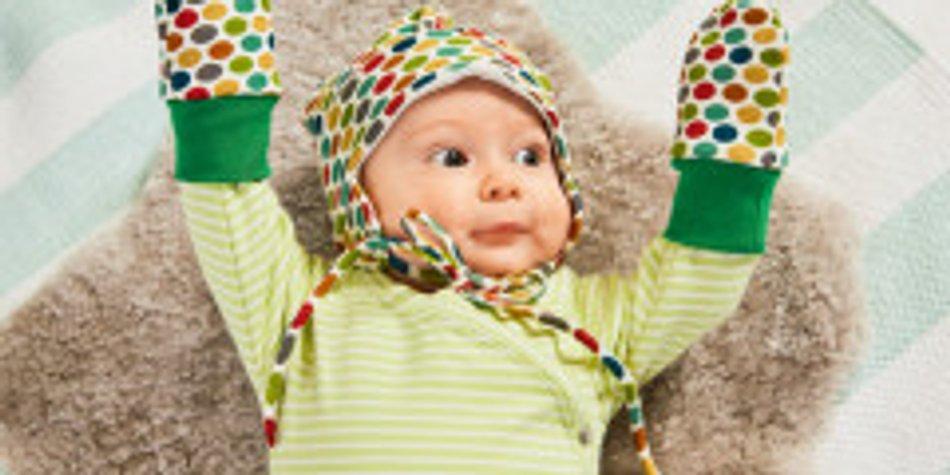 baby mütze nähen