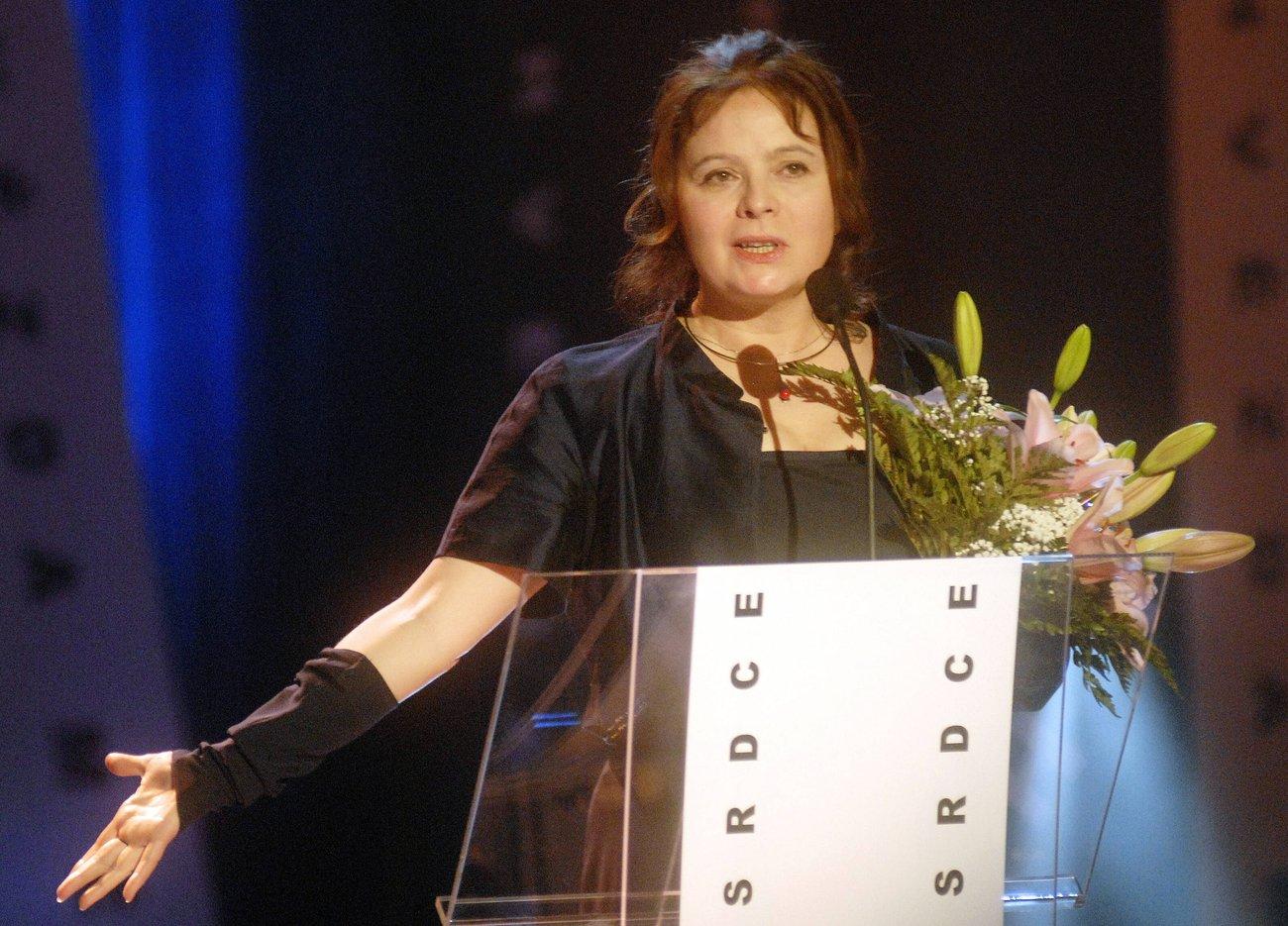 Libusa Safrankova Schauspielerin