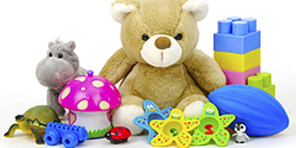 Altersgerechtes Spielzeug finden Freizeit