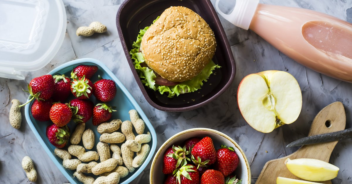 Sommer snack den ideen für Gesunde Snacks: