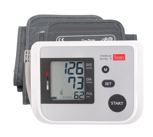 Testsieger Blutdruck Oberarm