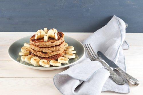 Buchweizen Pancakes glutenfrei