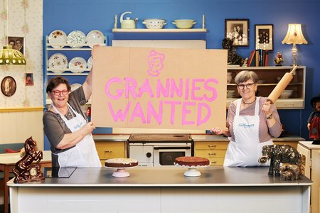 Grannies Wanted