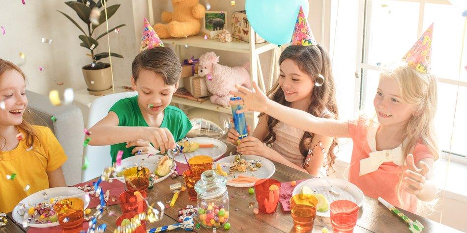 20 Tolle Indoor Spiele Fur Den Kindergeburtstag Familie De