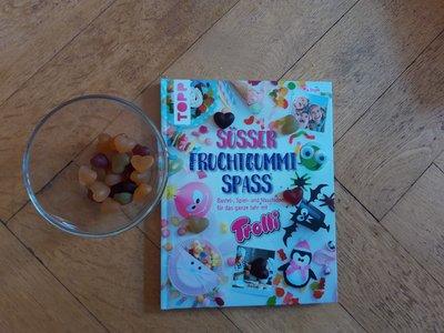 Kinder-Kochbuch Süßer Fruchtgummispaß