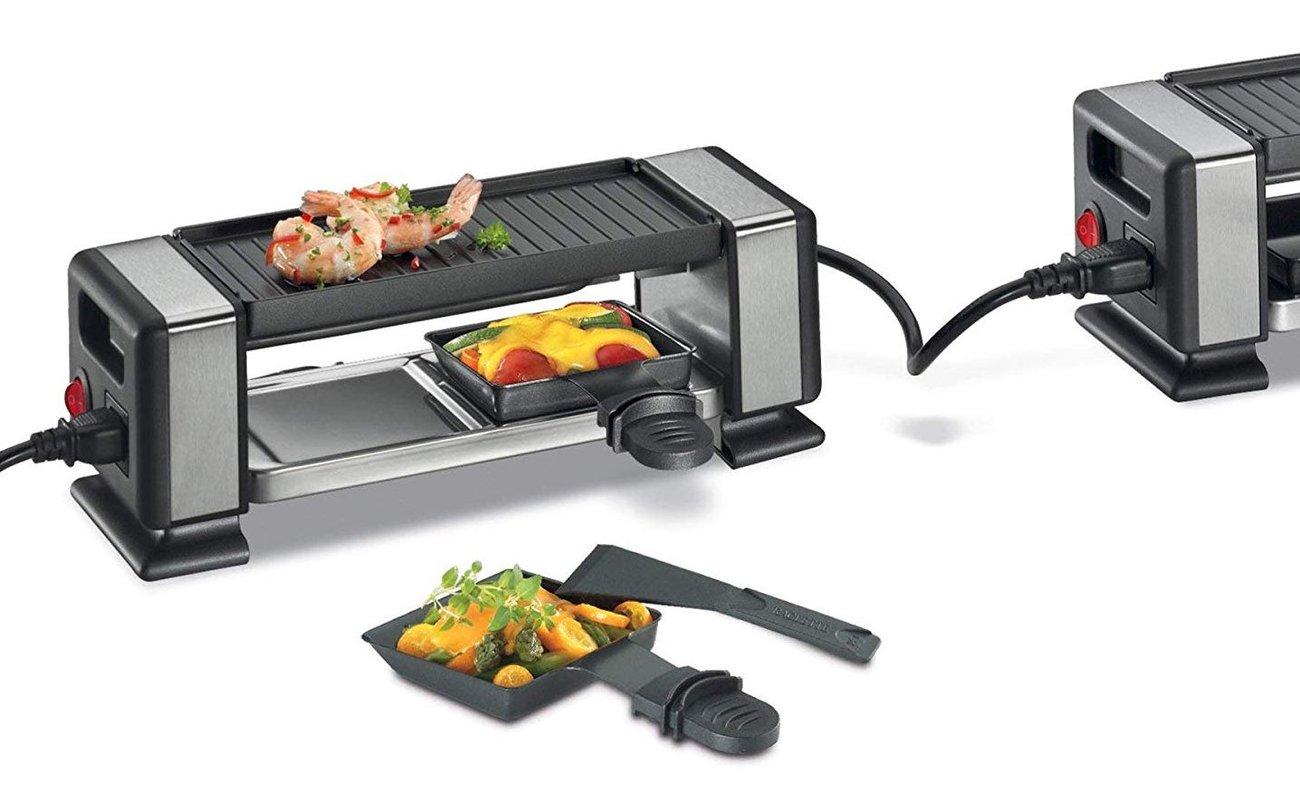 Raclette Grill Küchenprofi