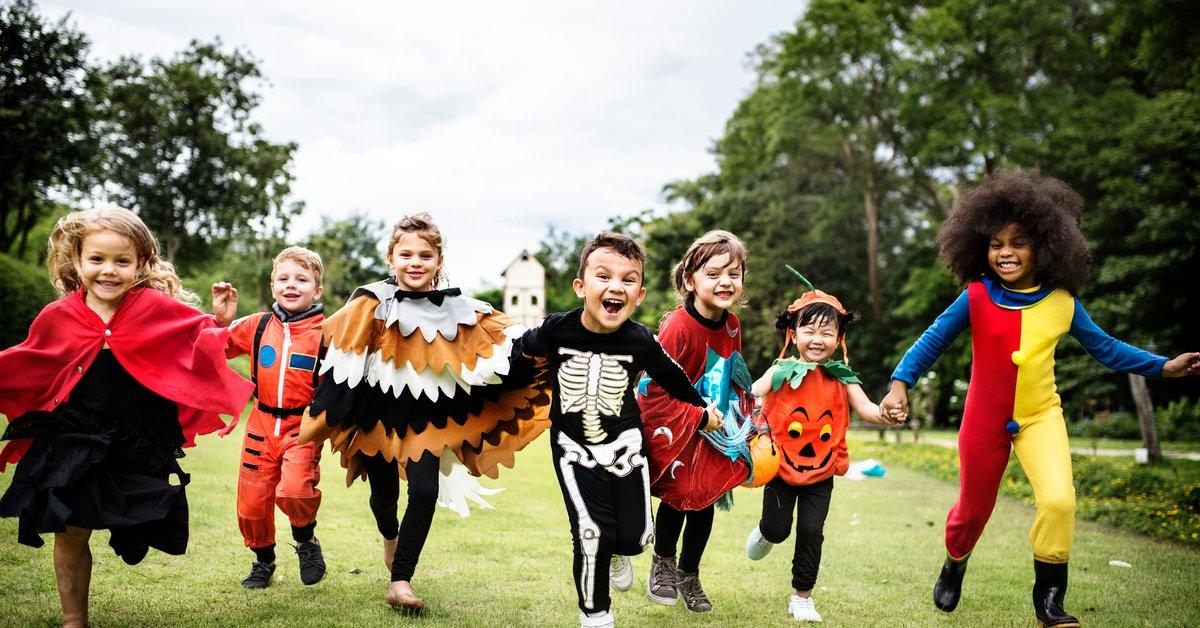 Gruselige Halloween Kostueme Zum Selbermachen.Halloween Kostum Fur Kinder Selber Machen 5 Gruselige Ideen Familie De