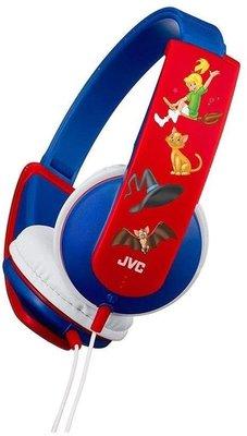 JVC Bibi Blocksberg Kopfhörer für Kinder