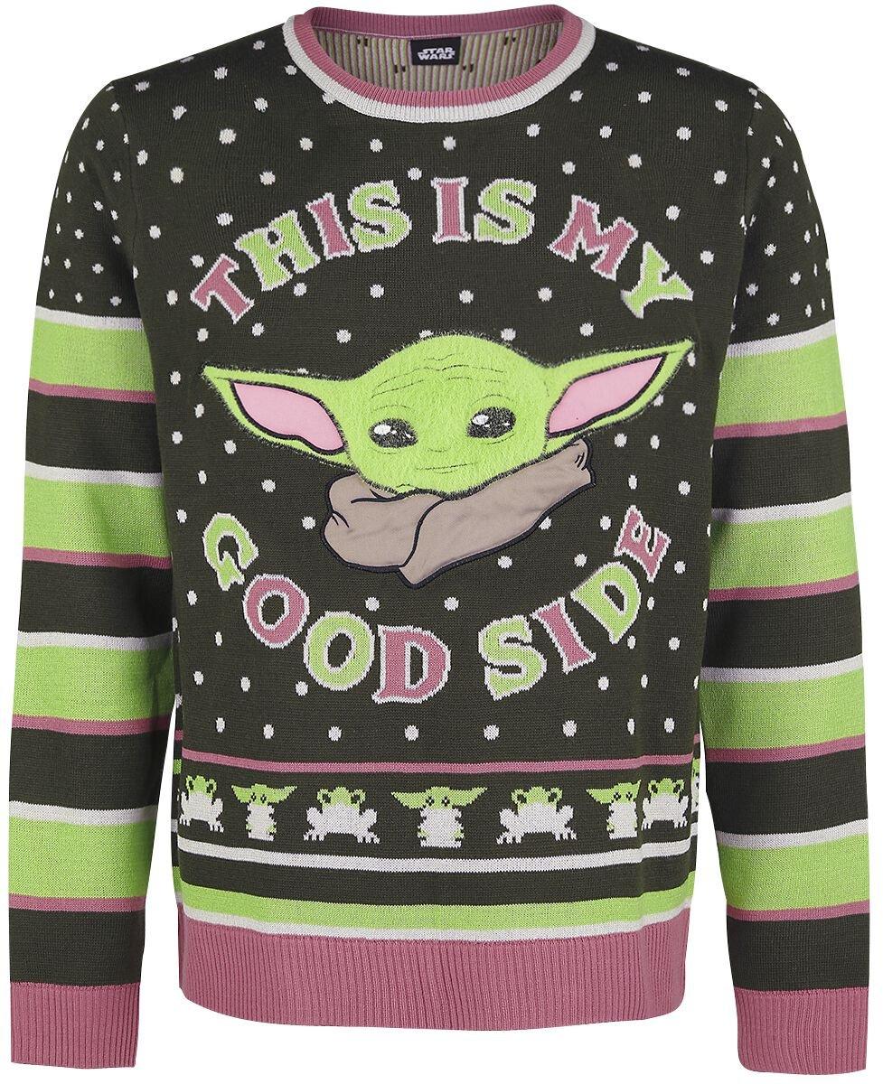 Bab Yoda Weihnachtspulli