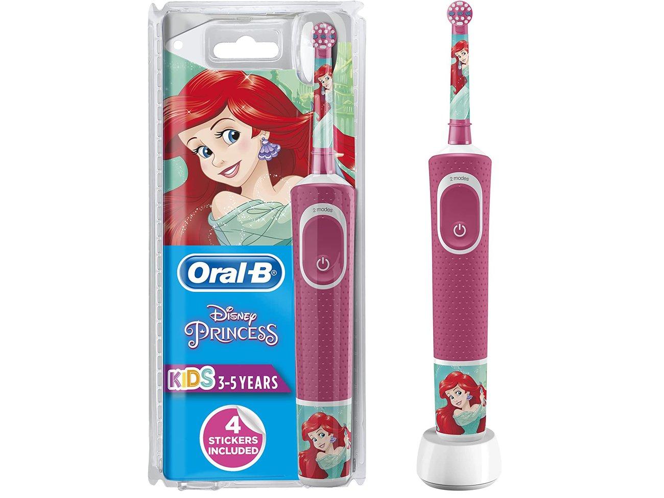 Elektrische Zahnbürste Kinder Test Oral-B Disney