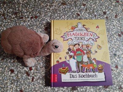 Kinder-Kochbuch Die Schule der magischen Tiere