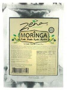 Moringa Pulver Zena Rückruf
