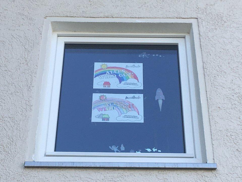 Regenbogen Malvorlage Ausmalbild Das Hoffnung Macht Familie De