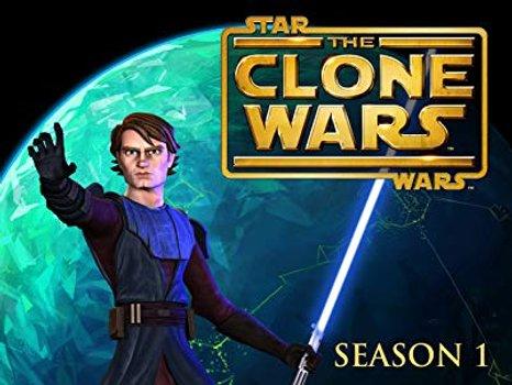 Kinderserien der 2000er: Star Wars Clone Wars
