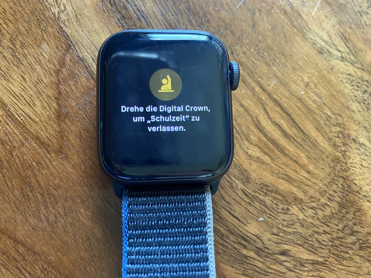 Apple watch kinder School mode