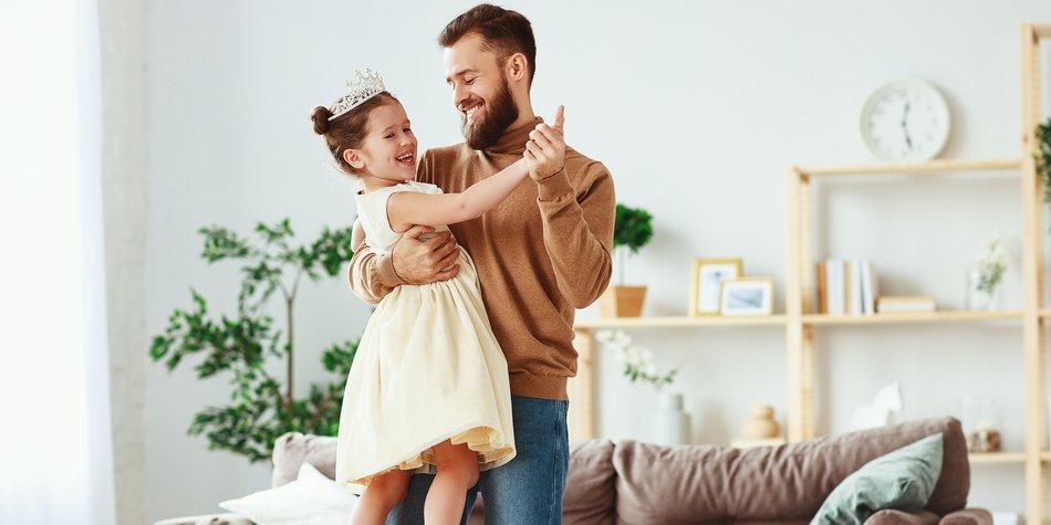 Tochter beziehung vater Die Vater