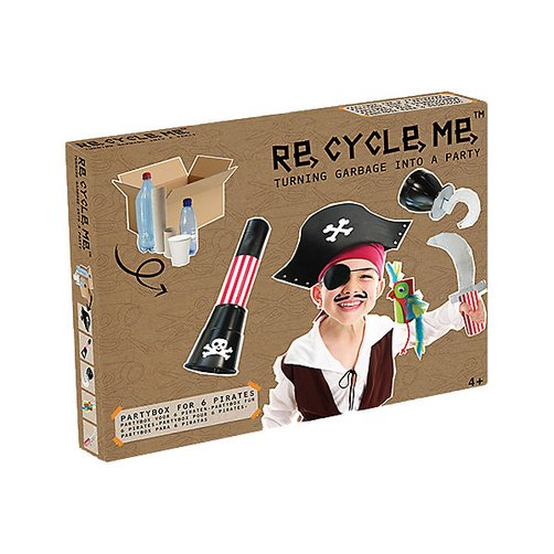 Re-Cycle Me Bastelbox Piraten