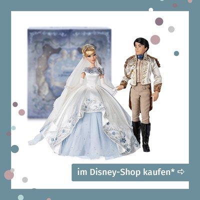 Cinderella-Puppen