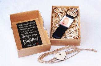 Patenonkel Geschenk: Schlüsselanhänger