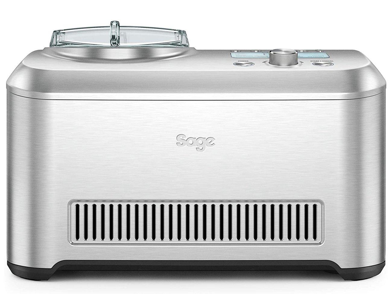 Eismaschine Test Sage