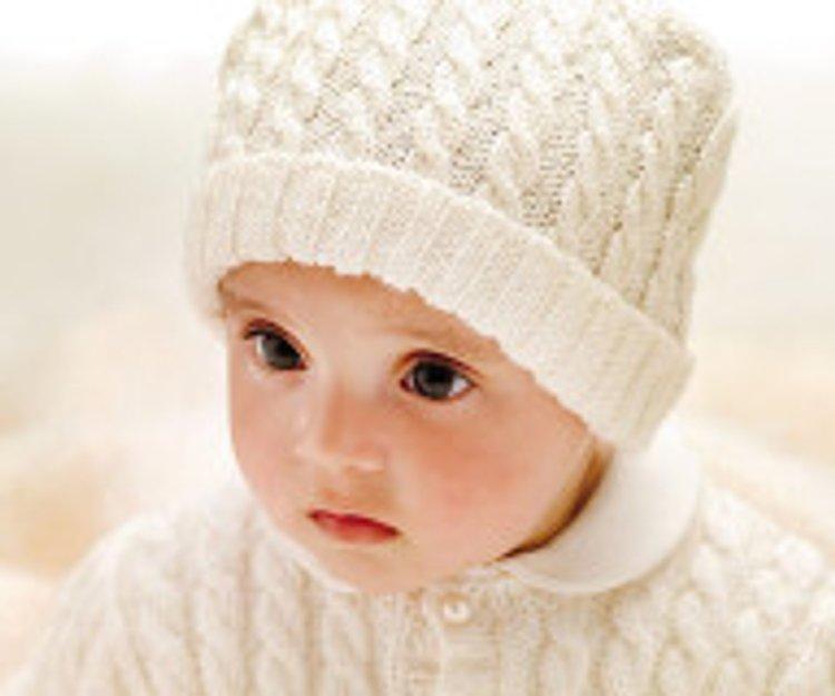 Babyjacke Stricken Anleitung Strickschrift Familie De