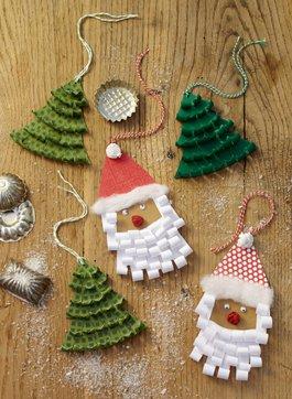 Geschenkanhänger Für Weihnachten Basteln Familiede