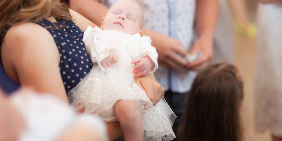 Taufe Ohne Kirche Wenn Die Eltern Konfessionslos Sind