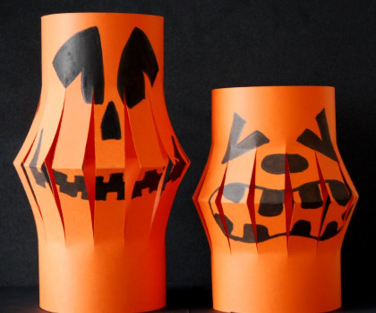 Halloween Basteln Einfach.Ru5h5jzipl4dm