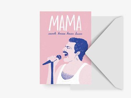 Muttertagskarte lustig