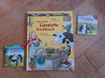 Kinder-Kochbuch Das große Lieselotte Kochbuch
