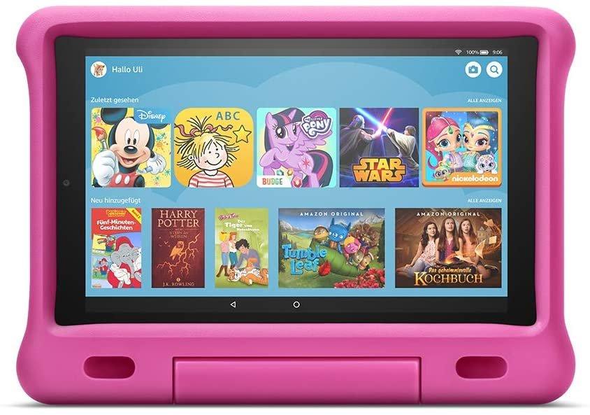 Amazon Kids HD 10 Fire Tablet