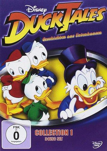 Kinderserie der 90er: Ducktales