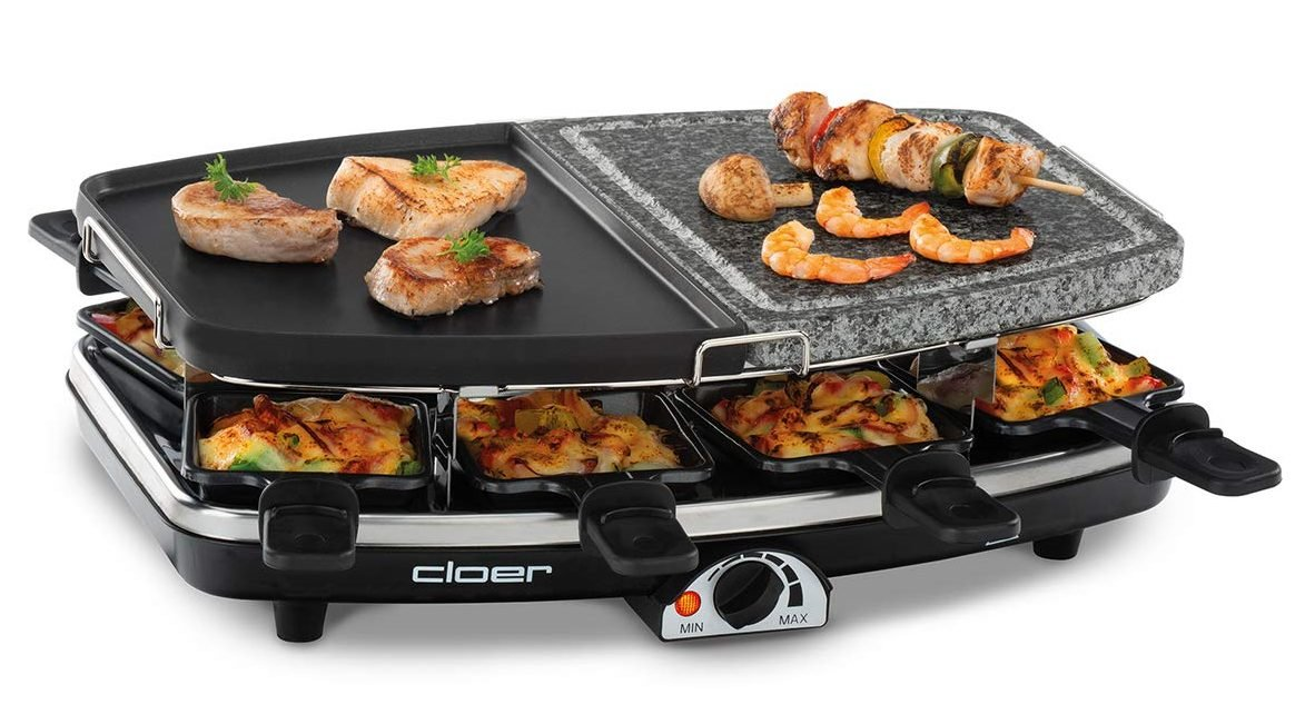 Raclette Grill Cloer