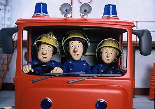 Kinderserien der 2000er: Feuerwehrmann Sam